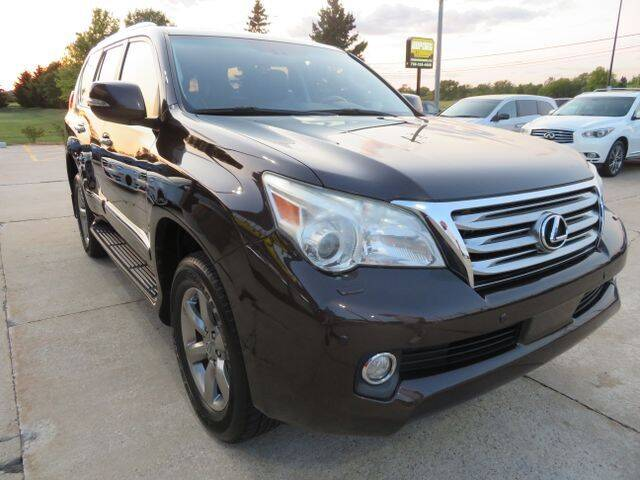 2012 Lexus GX 460 for sale at Import Exchange in Mokena IL