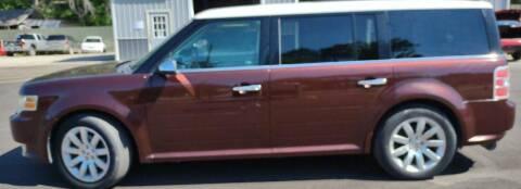 2009 Ford Flex for sale at Hilltop Auto in Prescott MI