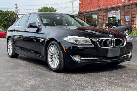 2011 BMW 5 Series for sale at Knighton's Auto Services INC in Albany NY