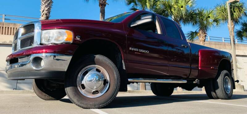2003 Dodge Ram Pickup 3500 for sale at PennSpeed in New Smyrna Beach FL