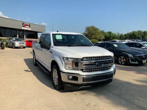 2020 Ford F-150 for sale at KIAN MOTORS INC in Plano TX