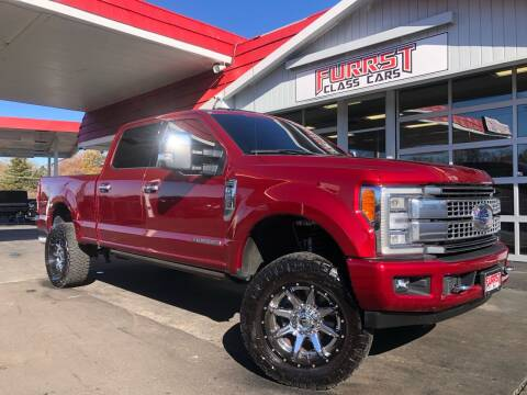 2017 Ford F-250 Super Duty for sale at Furrst Class Cars LLC in Charlotte NC