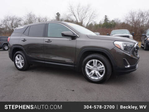 2019 GMC Terrain for sale at Stephens Auto Center of Beckley in Beckley WV