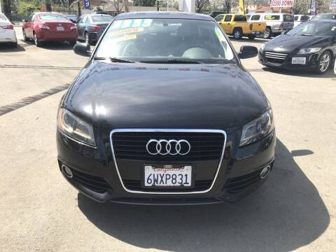 2012 Audi A3 for sale at EXPRESS CREDIT MOTORS in San Jose CA