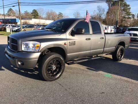 2008 Dodge Ram Pickup 3500 for sale at Mega Autosports in Chesapeake VA