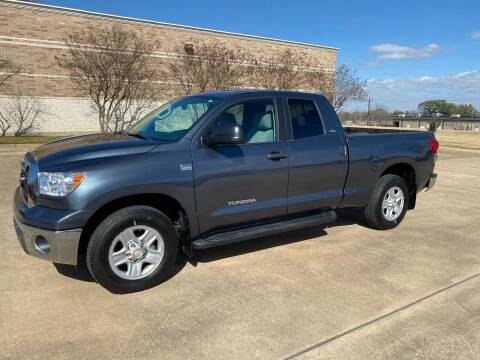 2009 Toyota Tundra for sale at Pitt Stop Detail & Auto Sales in College Station TX