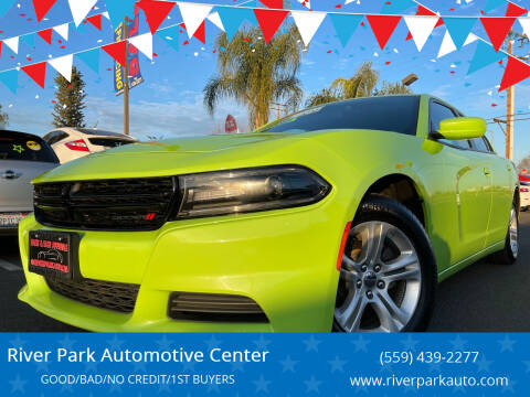 2019 Dodge Charger for sale at River Park Automotive Center in Fresno CA