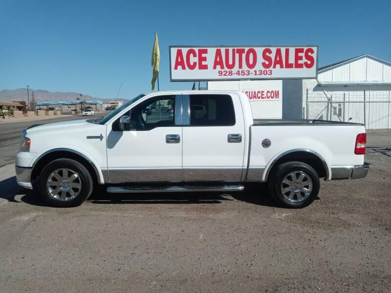 2006 Lincoln Mark LT for sale at ACE AUTO SALES in Lake Havasu City AZ