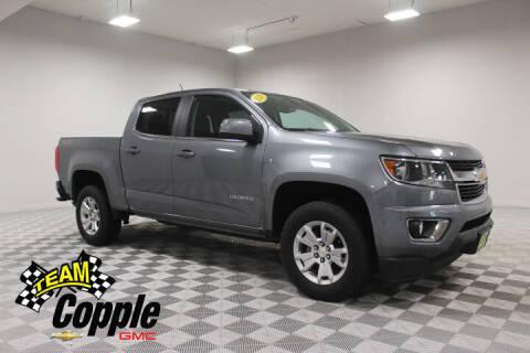 2018 Chevrolet Colorado for sale at Copple Chevrolet GMC Inc in Louisville NE
