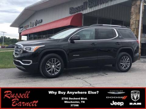 2019 GMC Acadia for sale at Russell Barnett Chrysler Dodge Jeep Ram in Winchester TN