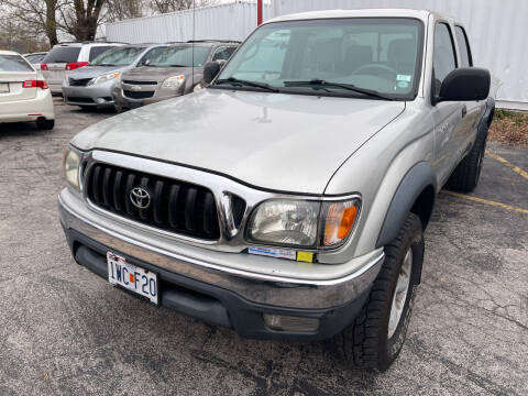 2001 Toyota Tacoma for sale at Best Deal Motors in Saint Charles MO
