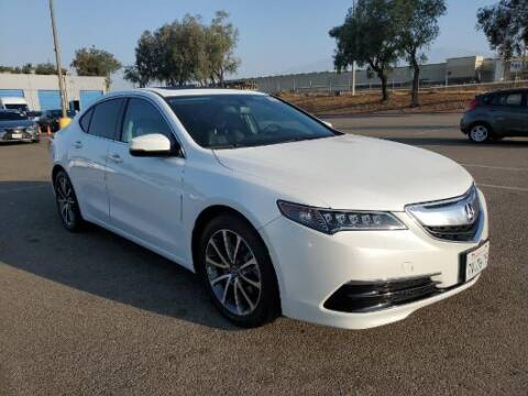 2016 Acura TLX for sale at Shamrock Group LLC #1 in Pleasant Grove UT