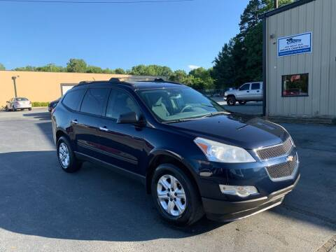 2011 Chevrolet Traverse for sale at EMH Imports LLC in Monroe NC