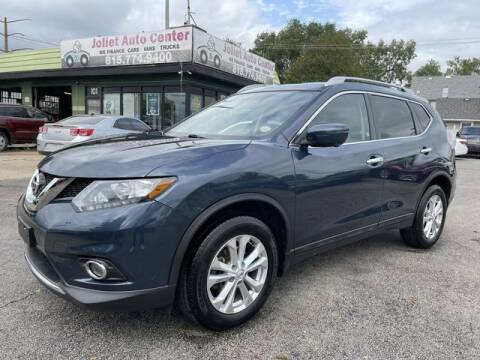 2016 Nissan Rogue for sale at Joliet Auto Center in Joliet IL