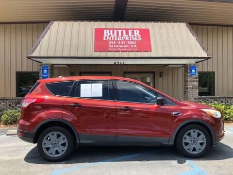 2014 Ford Escape for sale at Butler Enterprises in Savannah GA