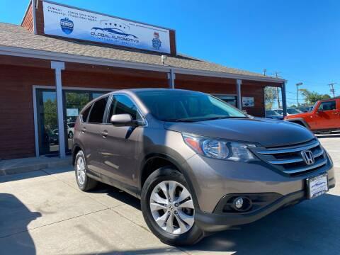 2014 Honda CR-V for sale at Global Automotive Imports of Denver in Denver CO