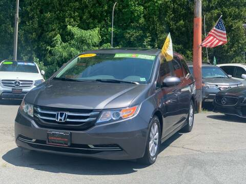 2016 Honda Odyssey for sale at Bloomingdale Auto Group - The Car House in Butler NJ