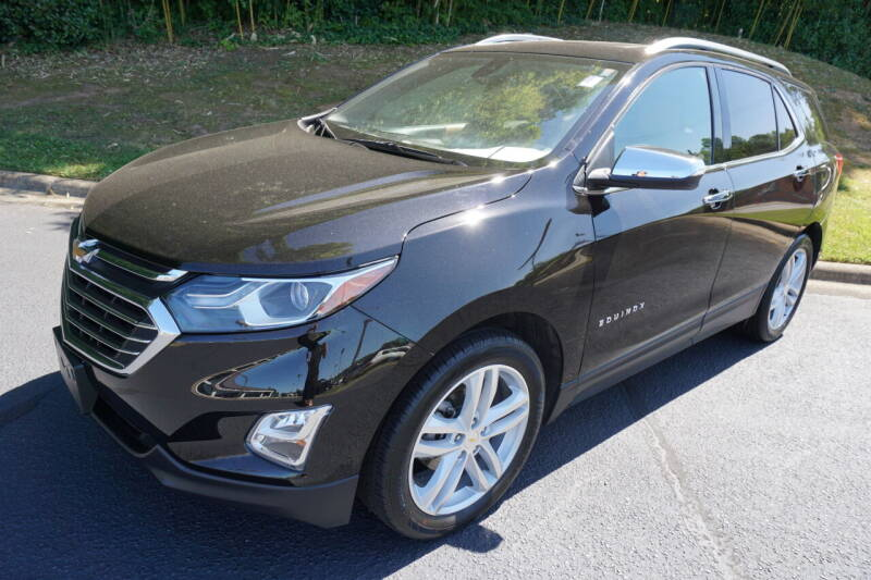 2018 Chevrolet Equinox for sale at Modern Motors - Thomasville INC in Thomasville NC
