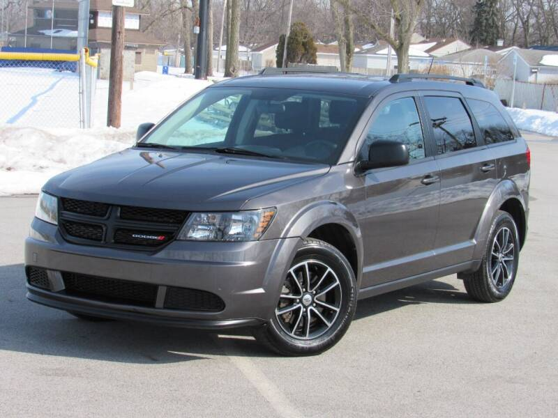 2018 Dodge Journey for sale at Highland Luxury in Highland IN