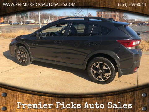 2018 Subaru Crosstrek for sale at Premier Picks Auto Sales in Bettendorf IA