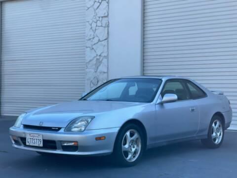 2001 Honda Prelude for sale at AutoAffari LLC in Sacramento CA