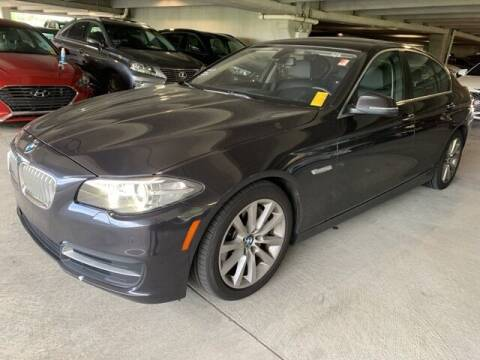 2014 BMW 5 Series for sale at Southern Auto Solutions-Jim Ellis Hyundai in Marietta GA