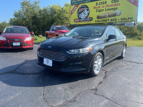 2013 Ford Fusion for sale at US 30 Motors in Merrillville IN