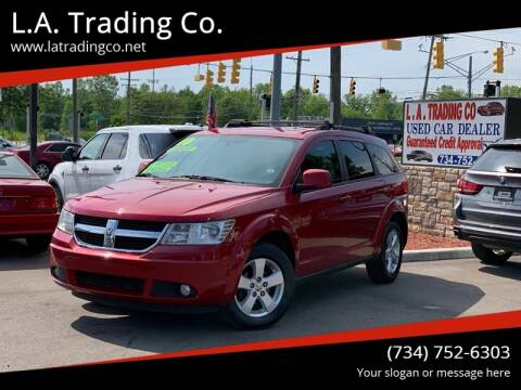 2010 Dodge Journey for sale at L.A. Trading Co. Woodhaven in Woodhaven MI