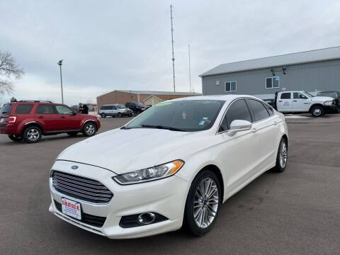 2013 Ford Fusion for sale at De Anda Auto Sales in South Sioux City NE