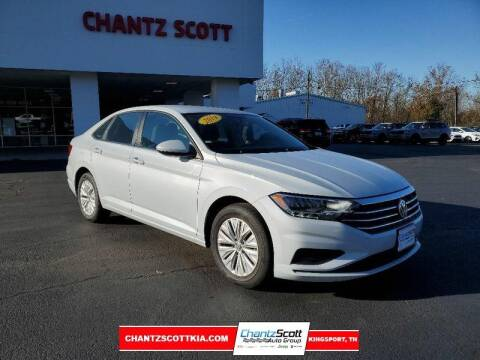 2019 Volkswagen Jetta for sale at Chantz Scott Kia in Kingsport TN