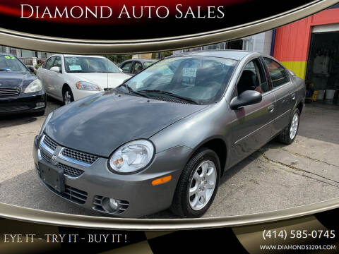 2005 Dodge Neon for sale at Diamond Auto Sales in Milwaukee WI