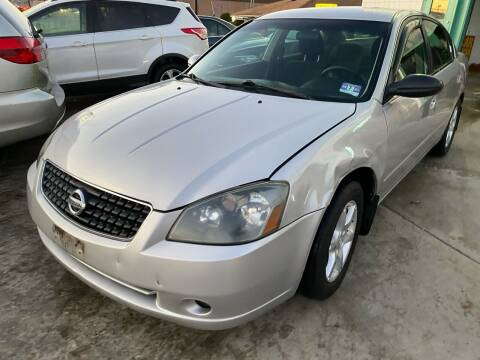 2006 Nissan Altima for sale at MFT Auction in Lodi NJ