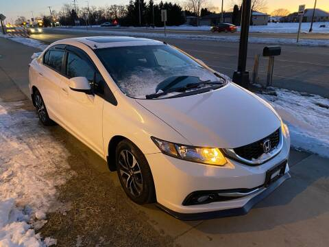 2013 Honda Civic for sale at Wyss Auto in Oak Creek WI
