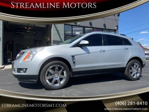 2011 Cadillac SRX for sale at Streamline Motors in Billings MT