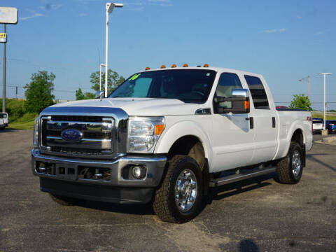 2016 Ford F-250 Super Duty for sale at FOWLERVILLE FORD in Fowlerville MI