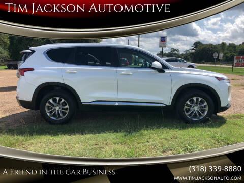 2020 Hyundai Santa Fe for sale at Tim Jackson Automotive in Jonesville LA