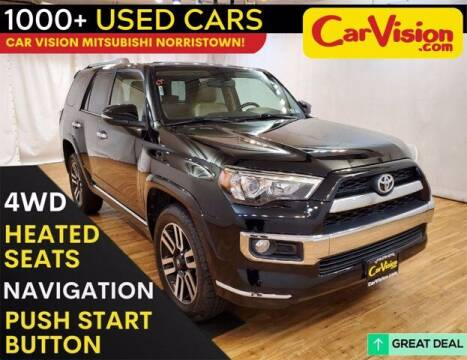 2014 Toyota 4Runner for sale at Car Vision Buying Center in Norristown PA