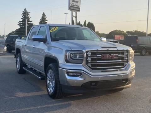 2017 GMC Sierra 1500 for sale at Betten Baker Preowned Center in Twin Lake MI