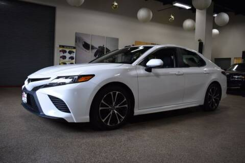 2018 Toyota Camry for sale at DONE DEAL MOTORS in Canton MA