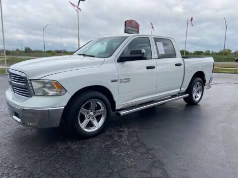 2014 RAM Ram Pickup 1500 for sale at Browning's Reliable Cars & Trucks in Wichita Falls TX