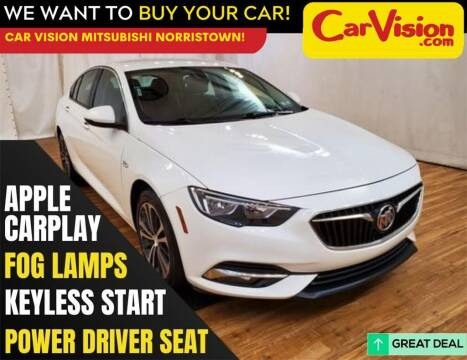 2019 Buick Regal Sportback for sale at Car Vision Mitsubishi Norristown in Trooper PA