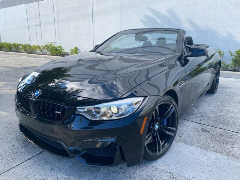 2015 BMW M4 for sale at Auto Beast in Fort Lauderdale FL