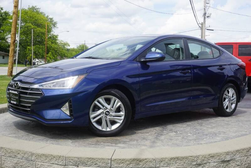 2020 Hyundai Elantra for sale at Platinum Motors LLC in Heath OH
