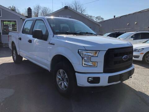 2015 Ford F-150 for sale at Top Line Import in Haverhill MA