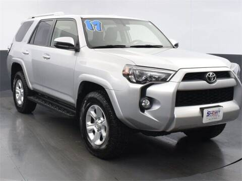 2017 Toyota 4Runner for sale at Tim Short Auto Mall in Corbin KY