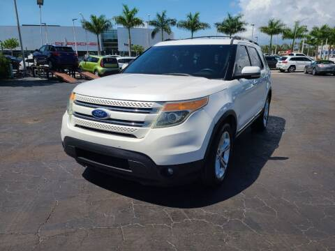 2011 Ford Explorer for sale at CAR-RIGHT AUTO SALES INC in Naples FL