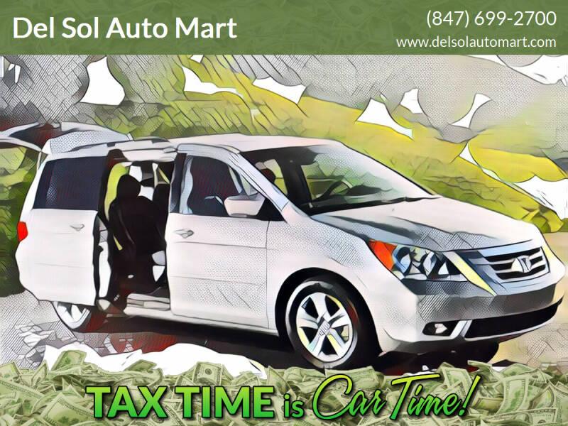 2007 Honda Odyssey for sale at Del Sol Auto Mart in Des Plaines IL