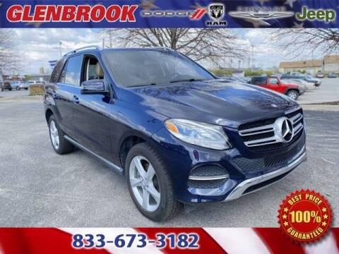 2016 Mercedes-Benz GLE for sale at Glenbrook Dodge Chrysler Jeep Ram and Fiat in Fort Wayne IN