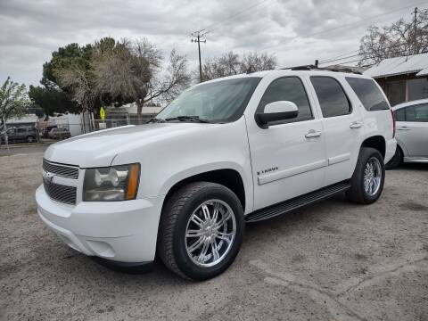 2007 Chevrolet Tahoe for sale at Larry's Auto Sales Inc. in Fresno CA