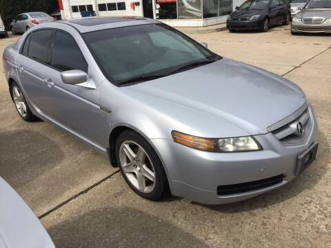 2004 Acura TL for sale at Downers Grove Motor Sales in Downers Grove IL